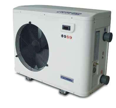 Evo pompa di calore aria acqua tutto per la piscina a for Costo pompa di calore aria acqua